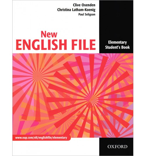 Селингсон Пол: New English File: Elementary: Student's Book