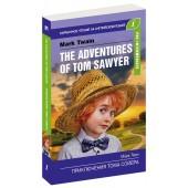 Марк Твен: Приключения Тома Сойера. Pre-Intermediate (Карманный)