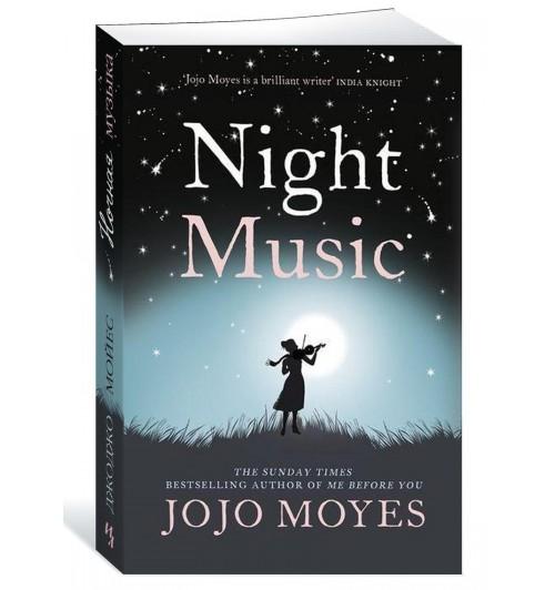 JoJo Moyes: Night Music (Букинистика)