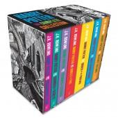 Роулинг Джоан Кэтлин: Harry Potter Boxed Set. The Complete Collection Adult Paperback / Джоан Роулинг. Комплект Из 7 Книг Гарри Поттер