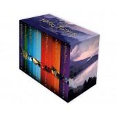 Роулинг Джоан Кэтлин: Harry Potter. The Complete Collection / Джоан Роулинг. Комплект Из 7 Книг Гарри Поттер