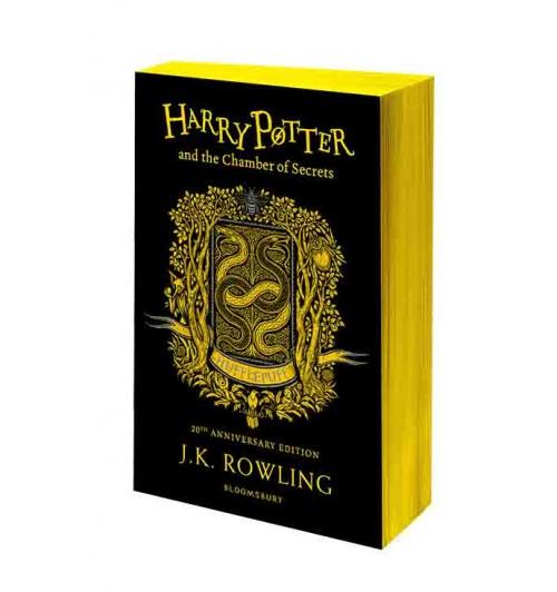 Джоан Роулинг: Harry Potter and the Chamber of Secrets – Hufflepuff Edition